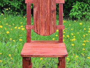 Большой стул для большого человека!. Ярмарка Мастеров - ручная работа, handmade.
