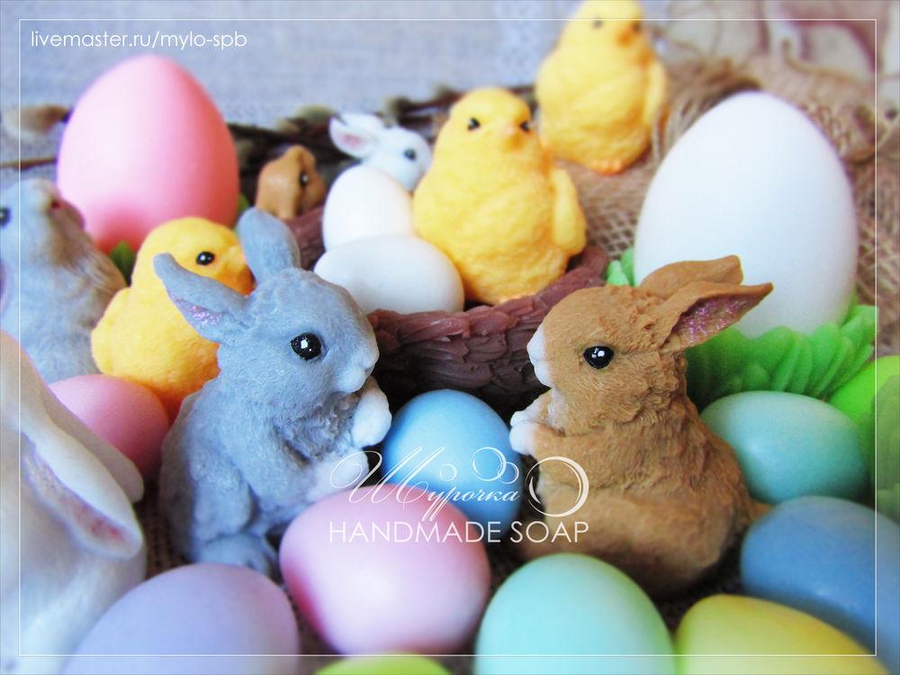 пасха, праздник, яйцо, яйца, кролик, зайчик, цыплёнок, своими руками, мыло на заказ, мыло в подарок, санкт-петербург, спб, мыло в спб, мыло в наличии