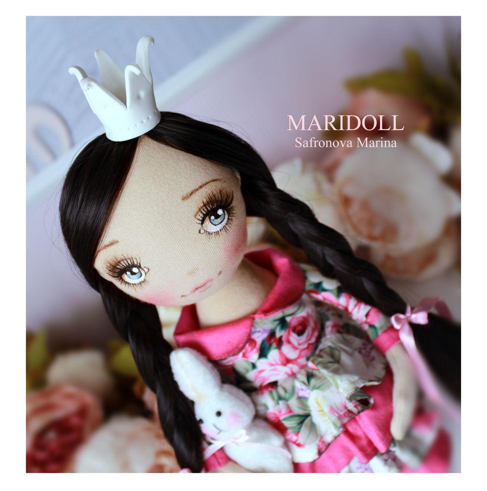 купить авторскую куклу, кукла для девочки, купить текстильную куклы