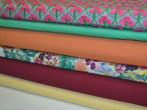 Скидки до 25% на ткани весь апрель!. Ярмарка Мастеров - ручная работа, handmade.