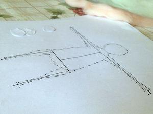 Отчет с мастер-класса 11 марта - Каркасные мышки | Ярмарка Мастеров - ручная работа, handmade