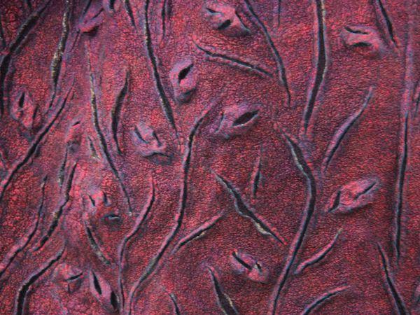 Один узор для двух пальто | Ярмарка Мастеров - ручная работа, handmade