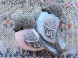 Фото готовой птички-невелички. Ярмарка Мастеров - ручная работа, handmade.