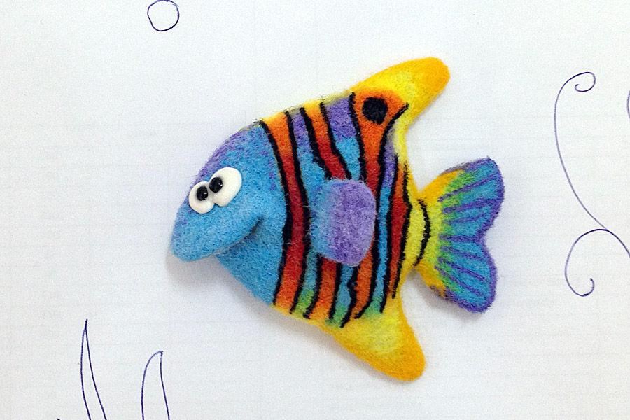 рыбка, шкатулочка