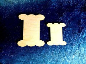 скидка! катушки для лент два вида. Ярмарка Мастеров - ручная работа, handmade.