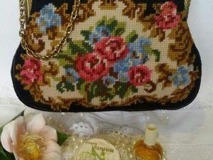 НОВИНКИ!! Винтажные сумки, клатчи, кошельки!!. Ярмарка Мастеров - ручная работа, handmade.