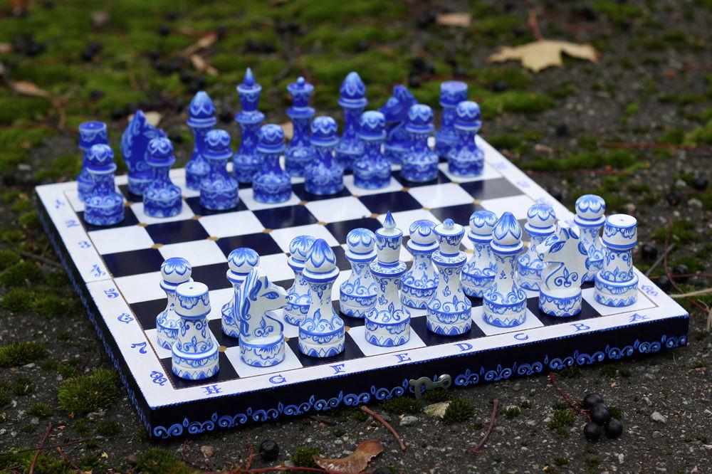 фотография, шахматы
