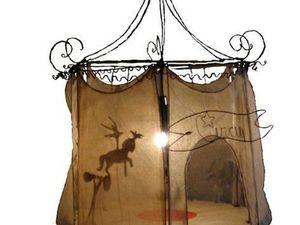 Загадочные и воздушные поделки из проволоки. Ярмарка Мастеров - ручная работа, handmade.