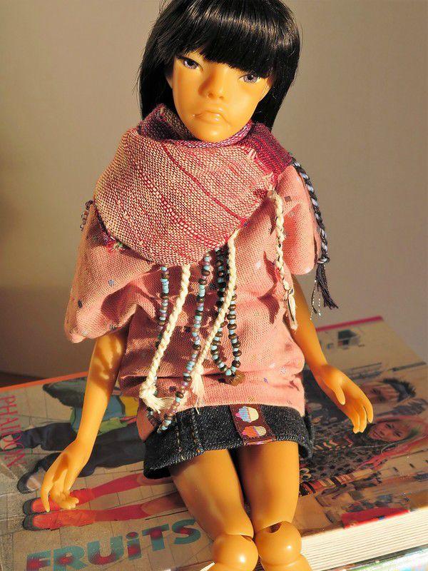 одежда для кукол, одежда для supernova, декоративная тесьма