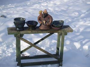 Новая коллекция керамики Лесные истории. Ярмарка Мастеров - ручная работа, handmade.
