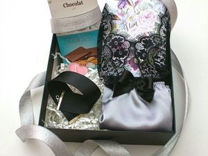 Love Story Box  - идеальный подарок на 14 февраля!. Ярмарка Мастеров - ручная работа, handmade.
