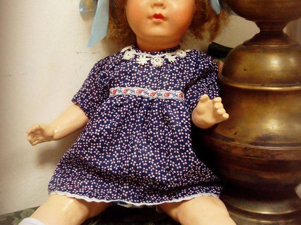 Реставрация куклы Sonnenberg. Часть 2   Ярмарка Мастеров - ручная работа, handmade