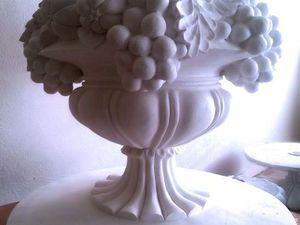 Уличная ваза. Ярмарка Мастеров - ручная работа, handmade.