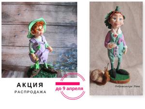 Распродажа коротышек из полимерной глины. Ярмарка Мастеров - ручная работа, handmade.