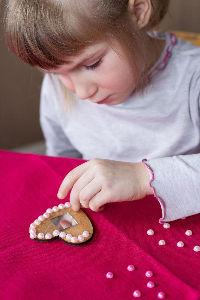 детский мастер-класс, декоративные элементы