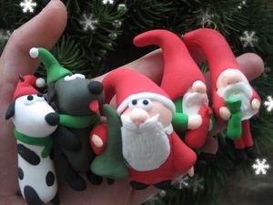 Щелково. Елочные игрушки из бархатного пластика!. Ярмарка Мастеров - ручная работа, handmade.