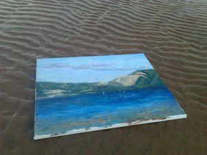 Жигулёвское море. Ярмарка Мастеров - ручная работа, handmade.