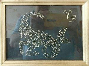 Поделки вместе с детьми: создаем подарок в технике точечной росписи по стеклу. Ярмарка Мастеров - ручная работа, handmade.