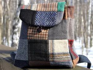 Твид быть стильным велит: подборка твидовых сумочек, которые можно сшить самим. Ярмарка Мастеров - ручная работа, handmade.