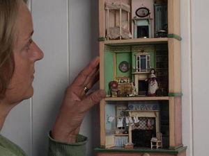 Волшебная миниатюра Gale Elena Bantock. Ярмарка Мастеров - ручная работа, handmade.