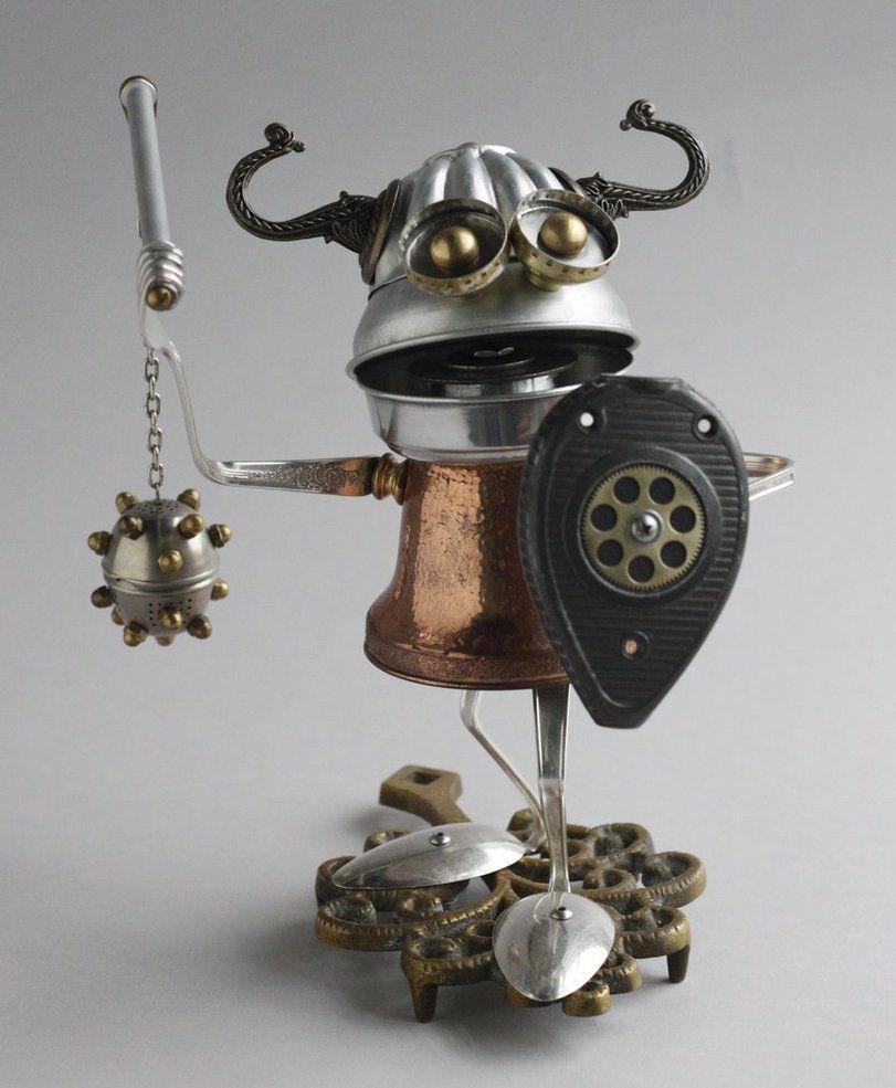 фигурка из металла