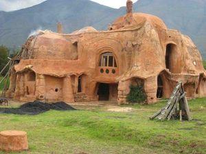 Саманные дома-о пользе натурального. Ярмарка Мастеров - ручная работа, handmade.