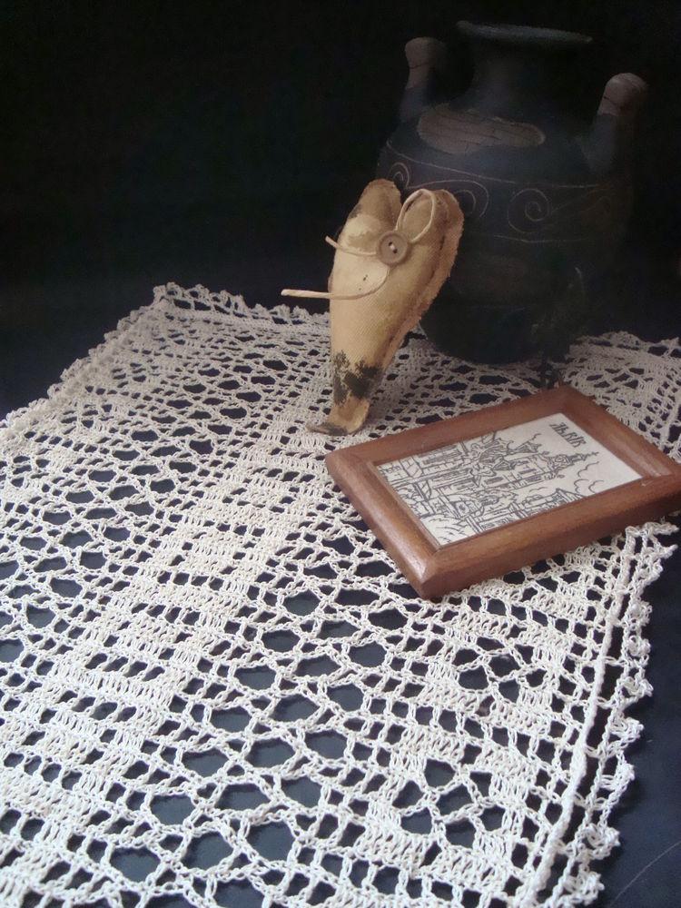 флёр, дорожка на стол, классический стиль