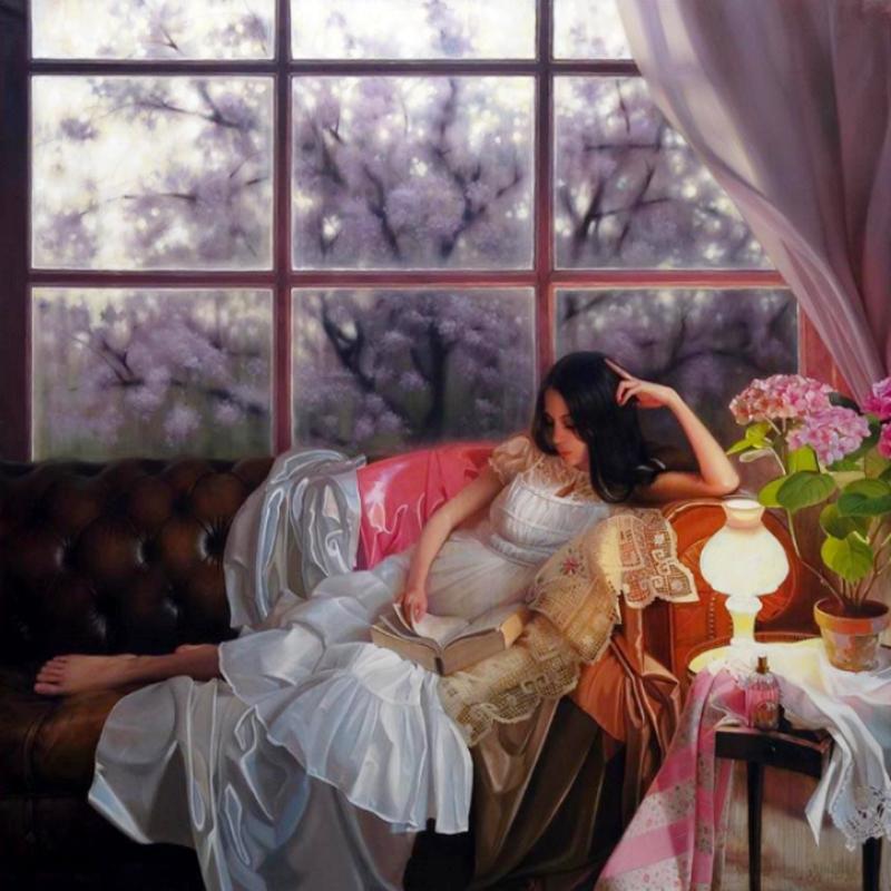 картина, картина в спальню