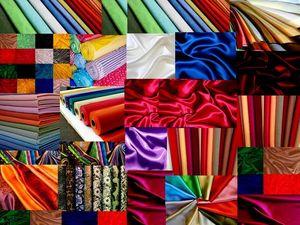 Вся ткань со скидкой 30% только до 27 июля. Ярмарка Мастеров - ручная работа, handmade.