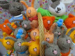 Друзья! Действуют скидки на вязаные игрушки!. Ярмарка Мастеров - ручная работа, handmade.