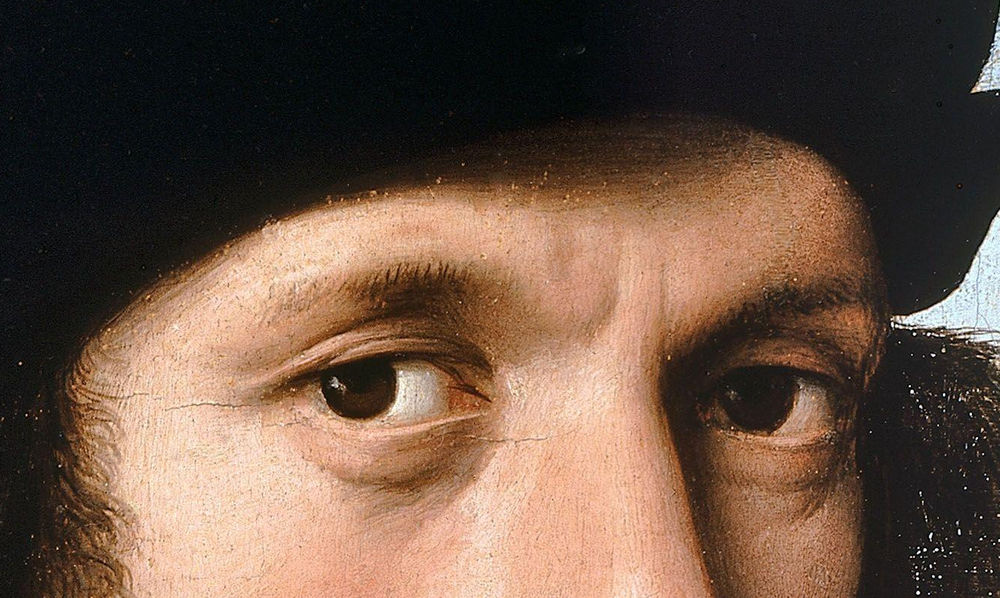 Штрихи к истории портрета: от вечности к мгновению и обратно