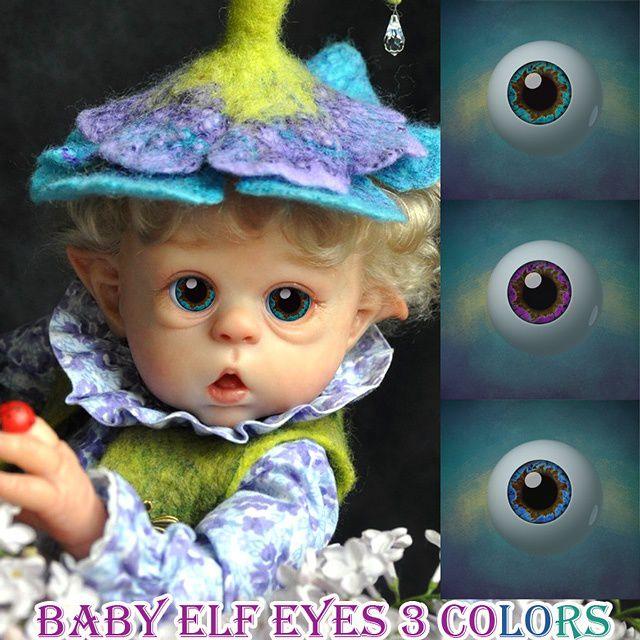 офелия, кукольные глаза