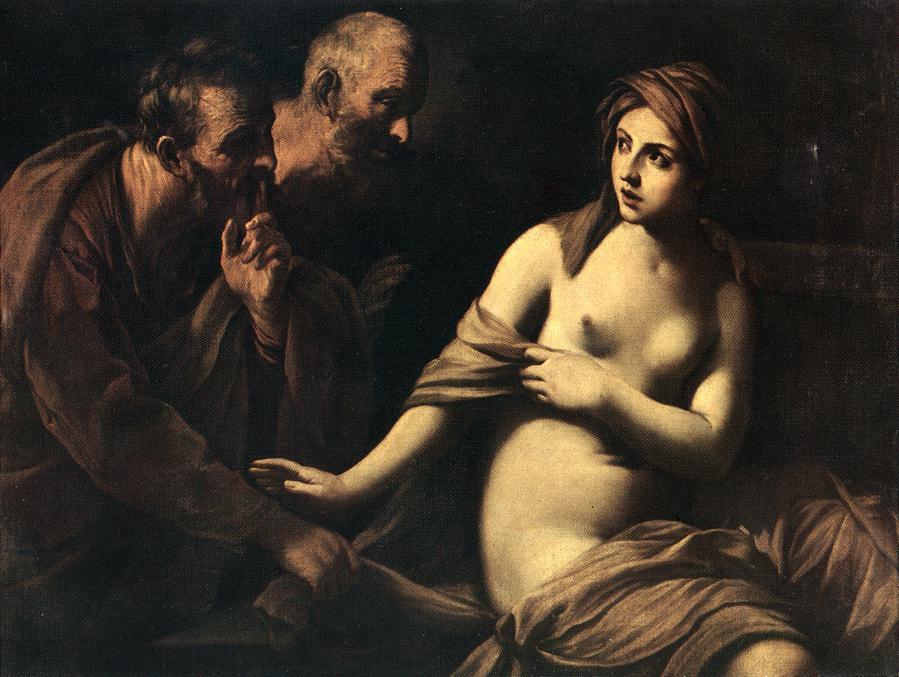 Легенда о Сусанне. Взгляд Рембрандта, фото № 3