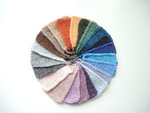 Новые цвета регулярной пряжи: альпаки, твидов, мериноса! | Ярмарка Мастеров - ручная работа, handmade