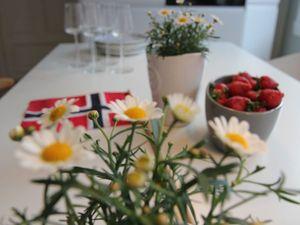 Май в Осло — цветущий и праздничный. Ярмарка Мастеров - ручная работа, handmade.