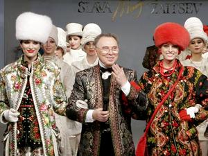 Вячеслав Зайцев представил последнюю коллекцию. Ярмарка Мастеров - ручная работа, handmade.