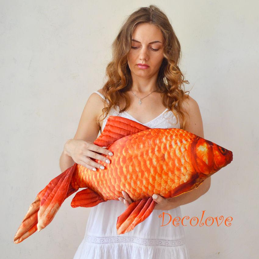 рыба подушка, decolove