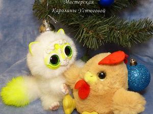 Мирис и Новогодние каникулы   Ярмарка Мастеров - ручная работа, handmade