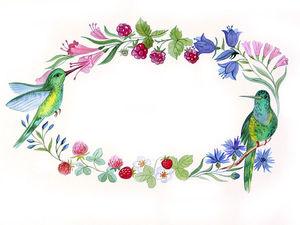 Розыгрыш подарка! Логотип или акварель. Ярмарка Мастеров - ручная работа, handmade.