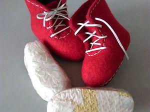 Делаем колодки для создания валяной обуви малышам до года. Ярмарка Мастеров - ручная работа, handmade.