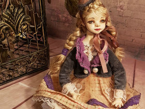 Акция на куклу!. Ярмарка Мастеров - ручная работа, handmade.