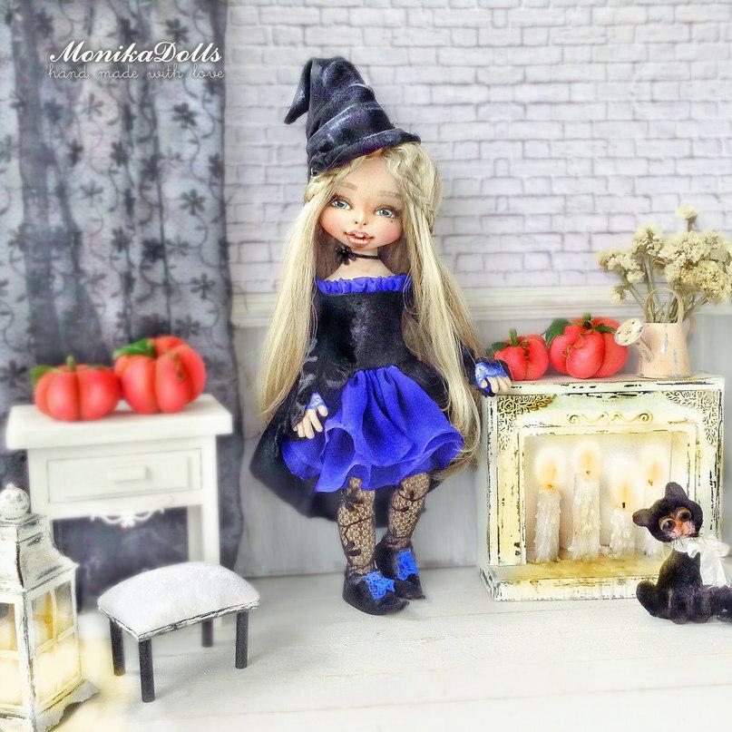 кукла на заказ, подарок девушке, new year