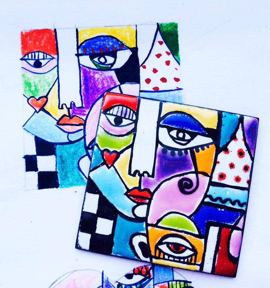 перегородчатая эмаль, минанкари, мастер-класс, художественная эмаль, финифть, эмалевая живопись