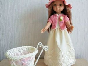 Девочки должны играть в куклы. Ярмарка Мастеров - ручная работа, handmade.