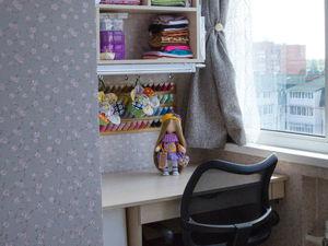 Рабочий кабинет рукодельницы. Ярмарка Мастеров - ручная работа, handmade.