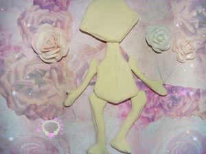 Как сшить текстильную куклу. Часть 1. Ярмарка Мастеров - ручная работа, handmade.