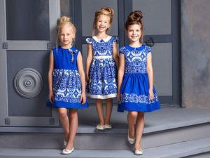Скидки до 25% на платья для девочек. Только до 10 мая, не пропустите :)   Ярмарка Мастеров - ручная работа, handmade