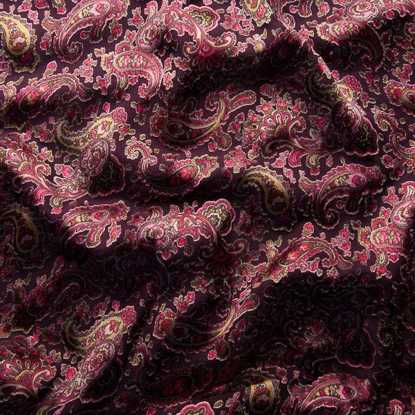 шелковые ткани, ткани из италии, вечернее платье