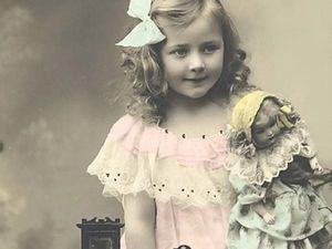 Старинные детские фотографии для вашей коллекции!. Ярмарка Мастеров - ручная работа, handmade.