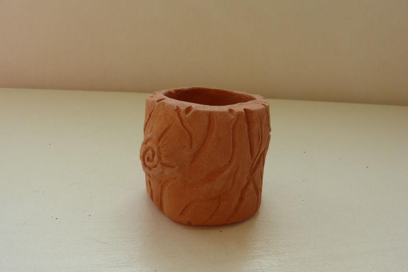 глиняные декорации
